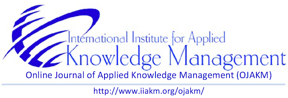 The Online Journal of Applied Knowledge Management (OJAKM)